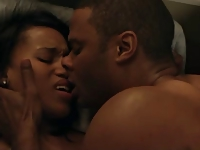Kerry Washington - topless sex scene (M'C)