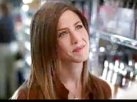 Jennifer Aniston Funny Beer Commercial