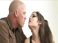 Mark Devis and  Sasha Grey in hardcore punishment