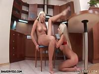 Blond teen pussies - Brittany Spring,