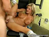 Kendall Brooks Naughty Athletics