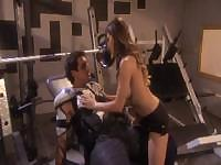 Workout turned out to be better than Rachel Roxxx thought and fucks