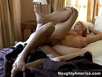 Alexis Texas is giving and getting some hot sucking and fucking