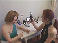russian mom and girl 1