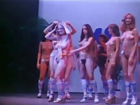 Miss All Bare America 1975
