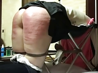 Freaks of Nature 115 Caning Big Butt