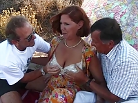 best two mature threesome adult videos