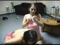 Nice Amateur Threesome FFM Nice Cum at the End