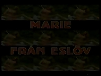 Marie from Eslov