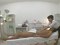 A Happy Massage Blowjob with a Happy Ending