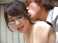 Japanese office slut(uncensored)