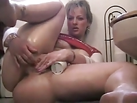 Sexy Amater Squirting Babe