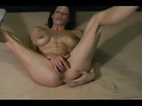 Sexy hard body super squirter