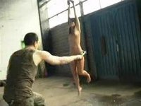 Extreme Whipping of  a Helpless Girl