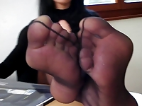 Sexy French Nylonfeet 7