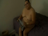 Not the best video quality.Here's BBW Jay.