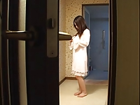 Japanese mother fucks her son-s friend -uncensored (MrNo)