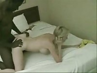 Bull fuck wife and hubby drink creampie on SincePorn.com