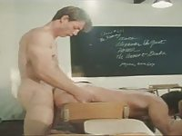 Peter North and John Holmes rare gay scenes