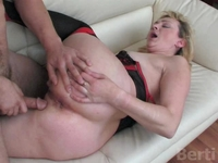 blonde mature wants everything but anal asshole troia