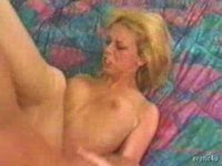 18 yr old Jenna Jameson Up and Cummers