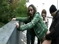 emo girls fucking on the street
