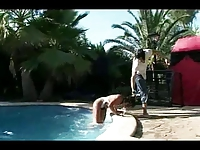 Bitch Gets Hate Fucked by Her Poolboy (GZH)