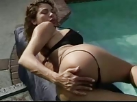 Veronica Brazil - Dripping wet for it