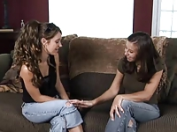 Two very Sweet Lesbians, Jordana and Kelly