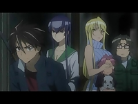 High School of the Dead Ep.11