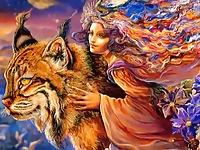 Visionary Fantasy Art of Josephine Wall