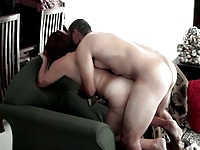 Wife gets inseminated by husbands friend