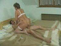 Mature gets anal from her sons friend..RDL