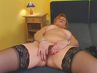 hairy granny fucked by black bull