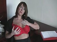 Tessa - Masturbation Therapist Jerk Off Instructions