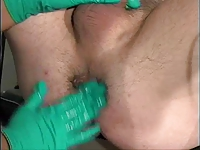 Prostate Massage and Anal Fisting at the Clinic