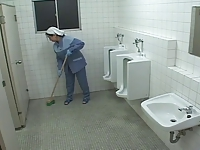 Nurse dont want cleaner will take - Miscellaneous Japanese 2