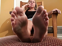 racial humiliation dirty feet POV