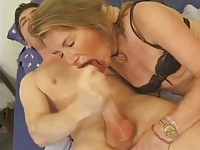French Mom Needs a good Ass Fuck by TROC