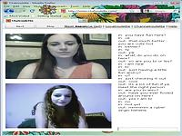 Chatroulette is good fun #9 - snake