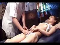 Ginza Spa--Japanese oil massage 3
