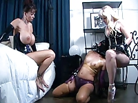 Summer Cummings BDSM Bondage Latex Mistress