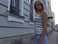 Autumn - russian teen