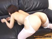 Slut rei himekawa gets anus fucked with toy 8 by assnippon