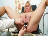 Horny housewife giving part6