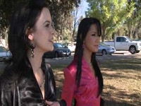 Tanner Mayes & Stephanie Sage: 2 Teens In A Threesome