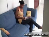 Big boobed spicy latina pussy plowed 1 part6
