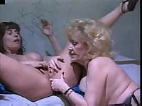 Two old grandmas do really naughty things in their prison cell