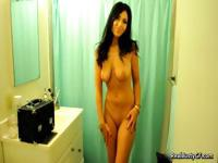 Tight bodied latina girlfriend bares part3