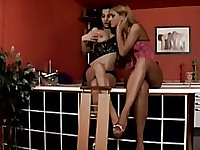 Dorothy Black and Janet Joy always have fun together without boys even better